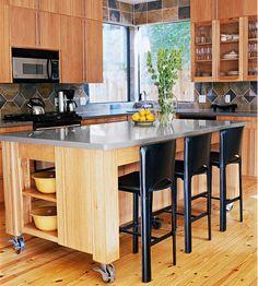 Dream Kitchens - Home and Garden Design Idea's