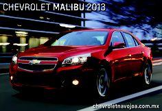¡Chevrolet Malibu 2013! conócelo en http://www.chevroletnavojoa.com.mx/MiscPage_3