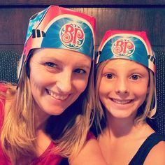 You can dress us up but you can't take us anywhere... Lunch date with my mini-mes. #bostonpizza