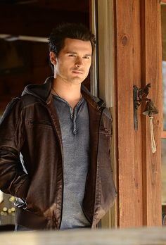 Pin for Later: The Sexiest TV Moments of 2014 The Vampire Diaries Enzo (Michael Malarkey) has been a sexy new addition to the show.