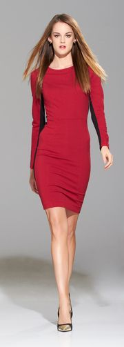 Sleek red <3.... and it's modest!!!