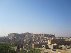 http://www.remains.se  Jaisalmer Fort