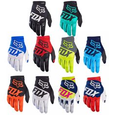 2017 Fox Dirtpaw Racing gloves | Freestylecycling.com