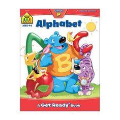 Alphabet Workbook By Non-License (Hardcover)