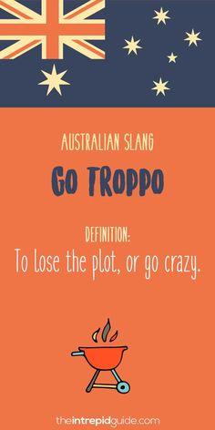 Australian Slang: 31 Hilarious Australian Expressions You Should Use Australia Map, Australia Slang, Australia Fun Facts, Aussie Australia, Australia Funny, Australia Kangaroo, Australia Beach, Iconic Australia, Australian Quotes