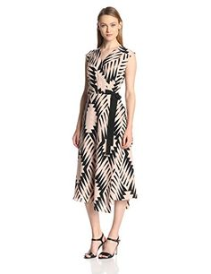 Tracy Reese Women's Silk Graphic Optimism Surplice Midi Dress, Medium Tracy Reese http://www.amazon.com/dp/B00K7YATS2/ref=cm_sw_r_pi_dp_den7tb1XQYXH2