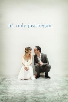 Beautiful wedding day frame