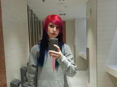 Viro Psycho Rainbow Hair 2016
