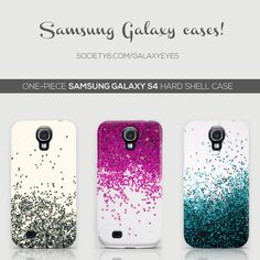Samsung Galaxy S4 Cases by Galaxy Eyes