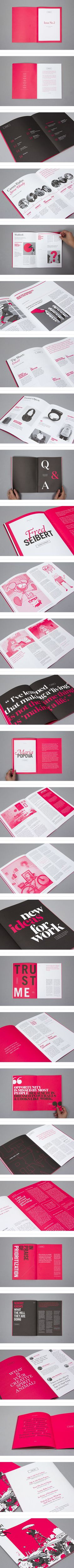 99U Quarterly Magazine :: Issue No.2