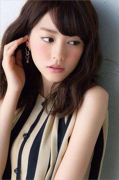 【悲報】桐谷美玲の肌、もう限界・・・ : 【2ch】ニュー速クオリティ