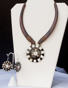Accessory essentials! Our cache of 25+ styles of imported unique, handmade jewelry sets
