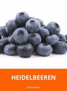 Heidelbeeren | eatsmarter.de