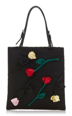 28a42fb60a2a74 Prada Black Nylon Tessuto Gold Satchel Bag Tote Top Handle Strap ...