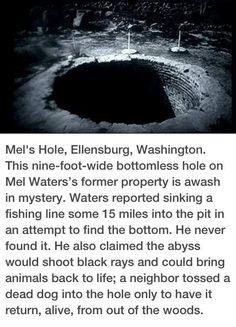 Freaky Places - Haunted Ellensburg, Washington