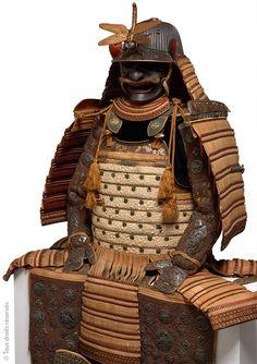 Une armure du clan Matsudaira pour le Musée Guimet