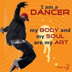 Wish i can be a dancer....but i dont need too cuz  i can just dance im free to do it lol