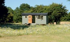 See this buyers guide to create a beautiful vintage style interior to create a cosy feel to any shepherd's hut or outdoor building.