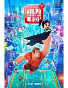 28 Best Ralph Breaks The Internet Images