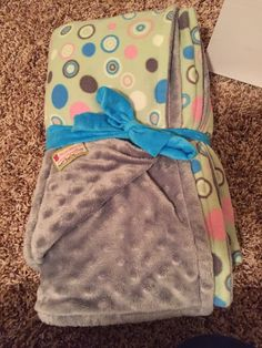 Baby Girl (first niece) blanket
