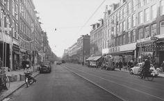 1950. Kinkerstraat in Amsterdam Oud-West. #amsterdam #1950