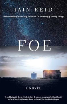 Foe by Iain Reid - A taut, psychological mind-bender from the bestselling author of I'm Thinking of Ending Things.We don't get visitors. New Books, Good Books, Books To Read, Sci Fi Books, Audio Books, Fiction Books, Atlantis, Cemetery Dance, Mind Benders