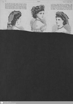 57 [74] - Nro. 9. 1. März 1871. XXI. Jahrgang. - Victoria - Seite - Digitale Sammlungen - Digitale Sammlungen