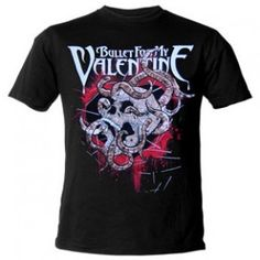 Bullet For My Valentine Fish Food T-shirt