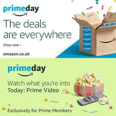 11th July 2017 is Prime Day: Find the Best Deals at Amazon