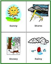 weather preschool activities, weather lesson plans,weather thematic units