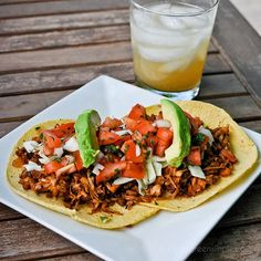 Jackfruit Carnitas. Basically the best thing that has ever happened.