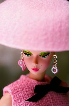 Barbie #pink #color #colours