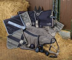 EURO-STAR SADDLE BLANKETS AND RUGS