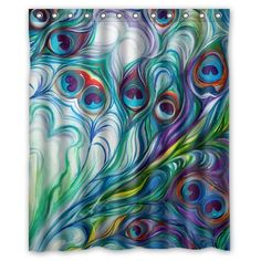 Color Your Life Peacock and Phoenix Personalized Waterproof and Mold-proof Shower Curtain 60 Inches * 72 Inches Polyester ColorYourLife http://www.amazon.com/dp/B00MCBL8DS/ref=cm_sw_r_pi_dp_Wh3eub1XM3H54