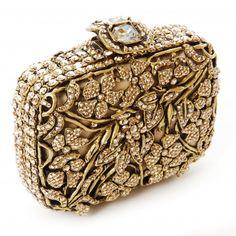 Clara Kasavina Siena Mini Crystal Handbag