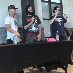 30 SECONDS TO MARS  10.06.2017 AUSTIN  Meet & Greet