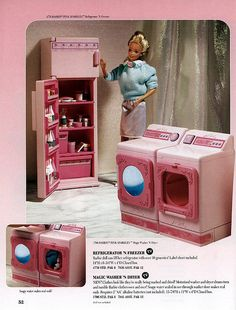 1991-xx-xx Mattel Girls Toys Catalog P052 by Wishbook, via Flickr