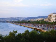 Waterfront, Thessaloniki Thessaloniki, Macedonia, Dolores Park, Country, Places, Travel, Greece, Viajes, Rural Area