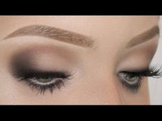 Everyday Makeup Tutorial for Hooded Eyes... not a full-on cut crease, simpler and pretty (Stephanie Lange)