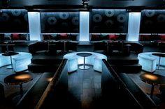 modern London bar