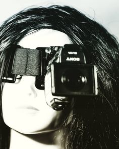 An awesome Virtual Reality pic! #hot #trending #headware @ #nycfashion #fashionweek #paradoy #nyc #brooklyn #actioncam #headdress #virtualreality shot on #getolympus  #omdem1 by whereistomo check us out: http://bit.ly/1KyLetq