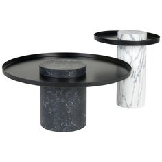 Shop the Salute Table and more contemporary furniture designs by La Chance Furniture at Haute Living. Coffee And End Tables, Coffe Table, Coffee Table Design, Side Tables, Table Tray, Dining Table, Vintage Coffee, Vintage Table, Black Tray