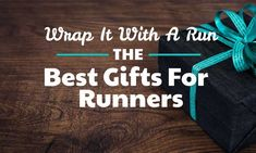 What to buy as a gift for a runner, who has the whole set of running gear? Here are 5 fun ideas you can try. Wrap It With A Run!