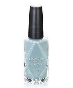 Love this Light Gray Diamond Nail Polish by AZATURE on #zulily! #zulilyfinds