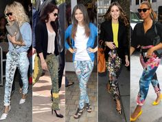 Style Guide: How To Pull Off Printed Pants