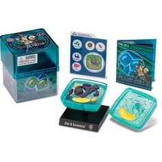 Bio Signs Plant Cell Model • Close-up, layered detail of cross-section of a plant cell • 10-piece Model  • Fact card identifies each cell part • Included guide • Display stand included