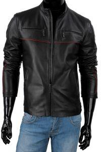 Kurtka skórzana męska DORJAN CM ARL450 Motorcycle Jacket, Leather Jacket, Model, Jackets, Fashion, Pictures, Fotografia, Studded Leather Jacket, Down Jackets