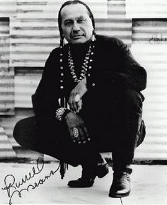 Lakota Sioux Nation- Russell Means.One of the most brave man of this 21 th. Native American Actors, Native American Pictures, Native American Beauty, Native American History, Native American Indians, Russell Means, Sioux Nation, Cherokee Nation, Native Indian
