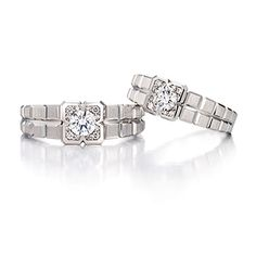 Milanogem collection - memory Engagement Rings Couple, Celebrity Engagement Rings, Princess Cut Engagement Rings, Couple Rings, Vintage Engagement Rings, Diamond Engagement Rings, Solitaire Engagement, Diamond Rings, Gents Ring