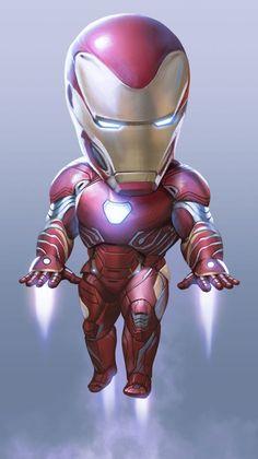 Captain America Thanos Iron Man Avengers Infinity War Artwork, HD Movies Wallpapers Artstation Artist ID Baby Marvel, Chibi Marvel, Baby Avengers, Iron Man Avengers, Marvel Art, Marvel Heroes, Marvel Avengers, Avengers Cartoon, Marvel Cartoons